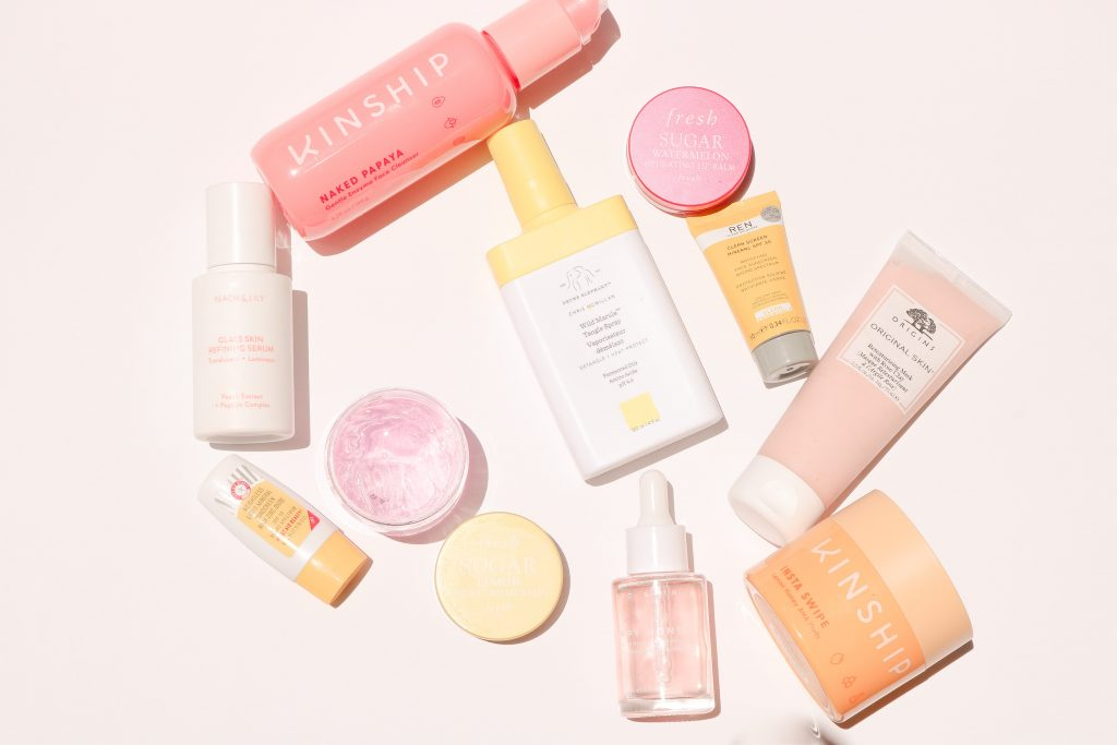 some product ideas to kickstart your skincare 101 journey