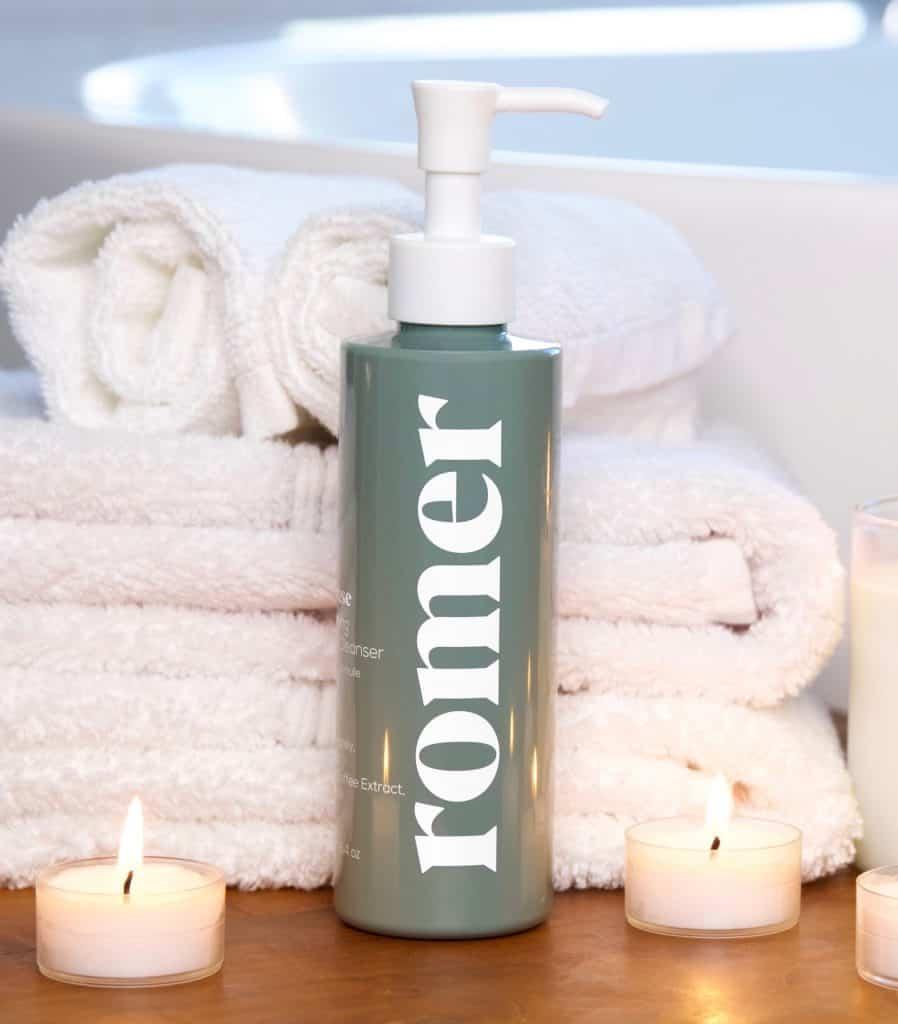 romer skincare cleanse