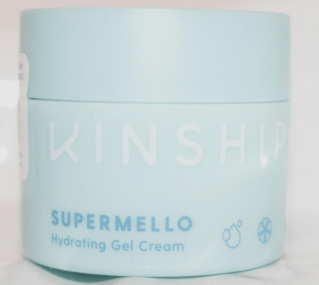 love kinship supermello hydrating gel cream