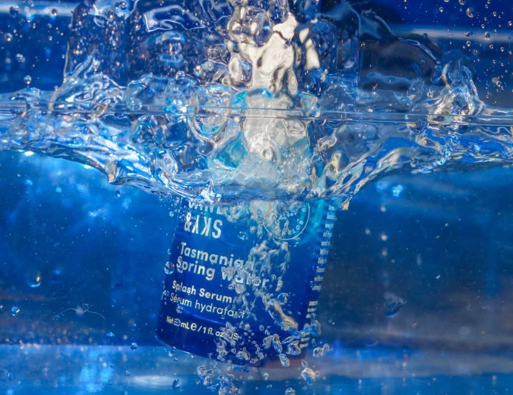 Sand & Sky Tasmanian Spring Water Splash Serum