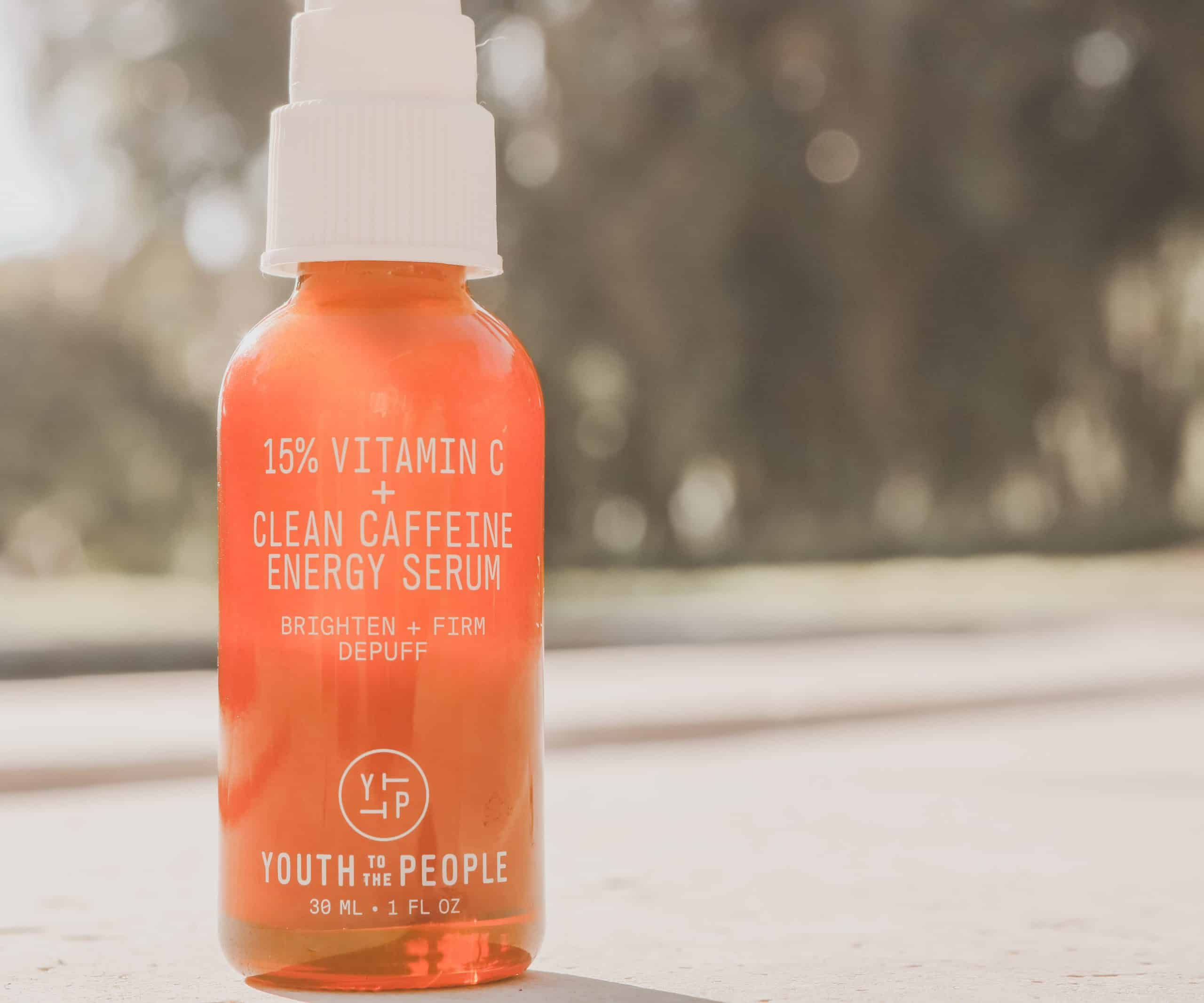 youth to the people vitamin c serum